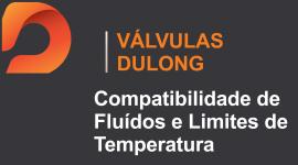 Compatibilidade de Fluidos e Limites de Temperatura