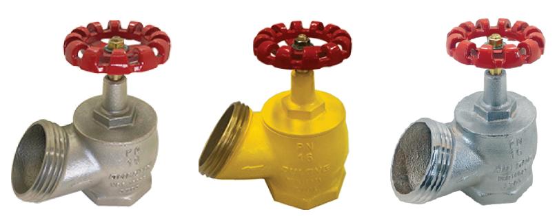 Válvulas para Hidrante com Acabamento